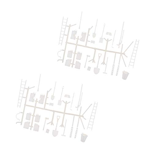 Homyl 2pcs Military Trucks Plastic Tool Kits Ladder for sale  Delivered anywhere in Canada