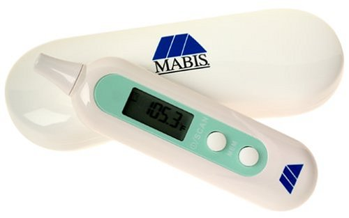 Mabis 18-102-000 One Second Ear Thermometer