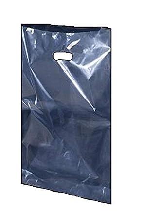 30 bolsas de plástico transparentes grandes ~ bolsa de ...