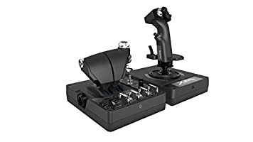 Logitech G X56 H.O.T.A.S. RGB Throttle and Stick Simulation Controller for VR Gaming