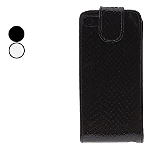JOE Snake Skin Pattern PU Leather Case for iPhone 5/5S (Assorted Colors)