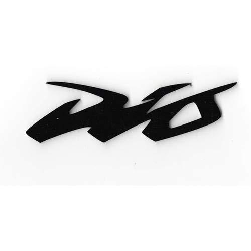 The Logo Man Acrylic Dio 3d Car Bike Sticker 3 14 X 1 18 X 0 11 Inches Black Buy Online In Andorra At Desertcart 176913217