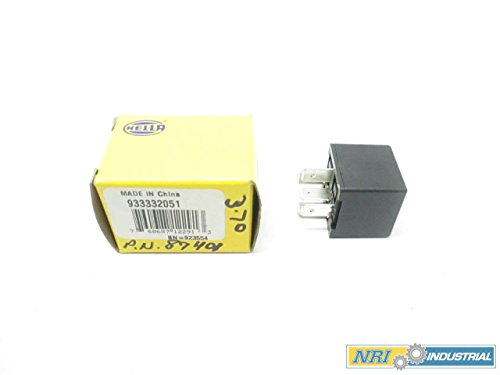 (NEW HELLA 933332051 4RD 933 332-05 MINI ISO 12V-DC RELAY D503015)