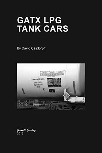 GATX LPG Tank Cars -
