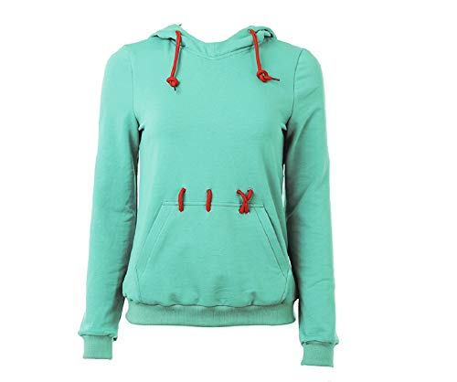 Joyfunny Vanellope Von Schweetz Hoodie Long Sleeve Drawstring Sweatshirt Cosplay Costume Female 3XL -