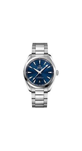 Omega Seamaster Aqua Terra Automatic Blue Dial Mens Watch 220.10.38.20.03.001