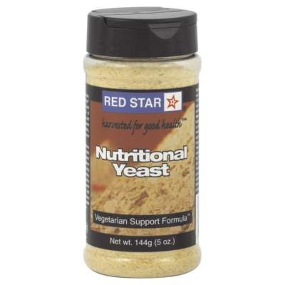 Red Star Yeast Flake Nutritional Shaker Jar, 5 oz