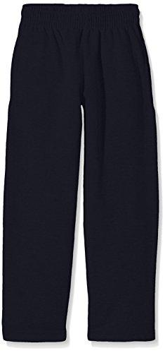 Unisex Drawcord Waist Fleece Pants - 7
