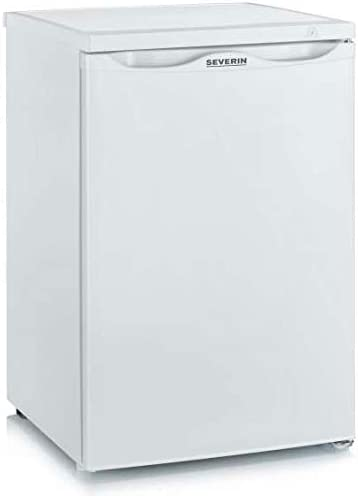 Severin KS 9816 Mini-Congelador, 82 L, Blanco: Amazon.es: Hogar