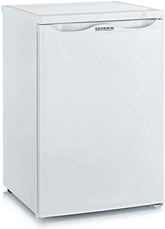 Severin KS 9816 Mini-Congelador, 82 L, Blanco: Amazon.es: Hogar