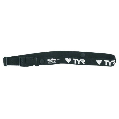 TYR Race Belt Black - Belt Race Tri