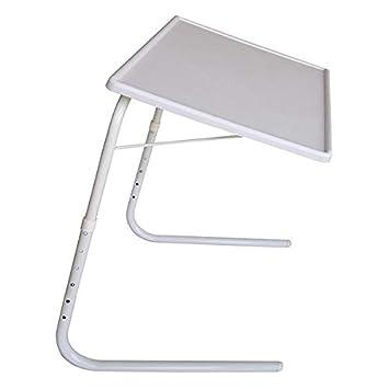 Prendre Kingtop Lit Pour Portable Enfants Le Blanc Déjeuner Ordinateur D'appoint Pliable Créatifs Des Table Loisirs Petit En bf6gY7yv