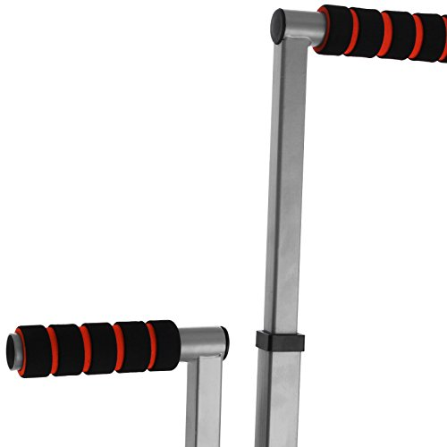 Happybuy Vertical Climber Exercise Machine 440LBS LCD Folding Climber Machine Fitness Stepper Climbing Machine Vertical Climber for Home Gym Exercise Cardio Workout Climbing Stair (P8008 Platic) by Happybuy (Image #7)