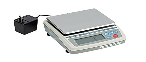 - A&D Everest Compact Balance, Lab, School Jewelry Scale EK series 6100 gram 0.1 g accuracy NTEP Approved (1 gram) Legal For Trade