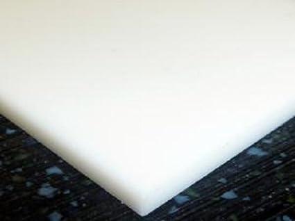 Amazon com: White Plexiglass Acrylic Sheet - #2447 1/8