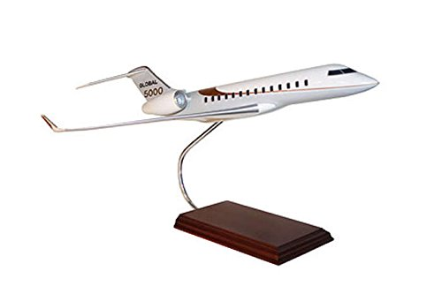 Executive Series Models Global 5000 1/55 Scale H10755 Model Kit by Executive Series Models