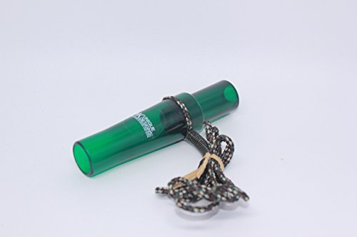Deer Call DOE BLEAT( GREEN ) By MK Unique Designs -