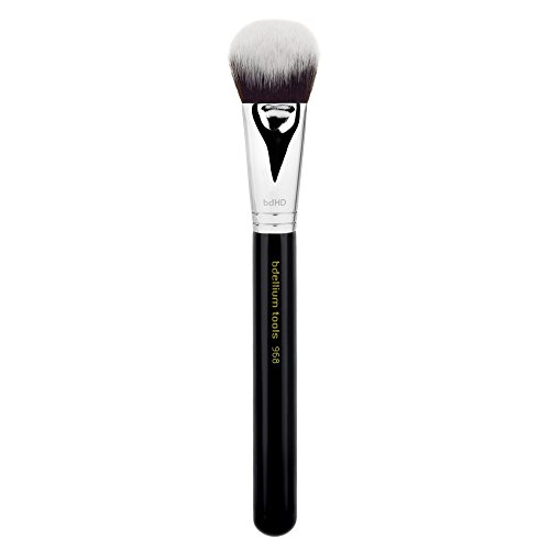 Bdellium Tools Professional Makeup Brush Maestro Series - BDHD Phase II Small Foundation / Contour 968 by Bdellium Tools