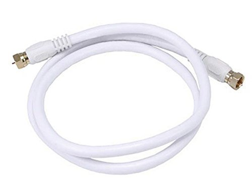 quad shield rg6 white - 8