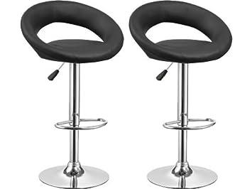 2 sgabelli da bar e cucina con penisola regolabili in altezza sedia