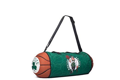 BOSTON CELTICS BASKETBALL TO DUFFLE - Boston Basketball