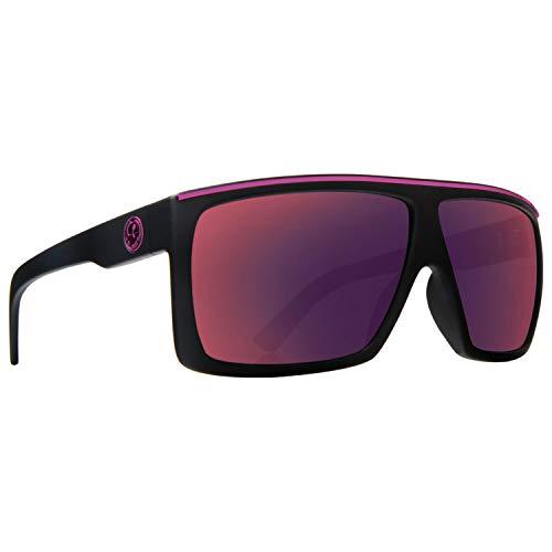 (Dragon Alliance Fame Polarized Large Fit Sunglasses, H2O Matte Black, Grey, One Size )