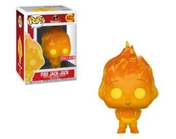 Funko Pop Incredibles 2 Fire Jack-Jack Variant Vinyl Figure 402