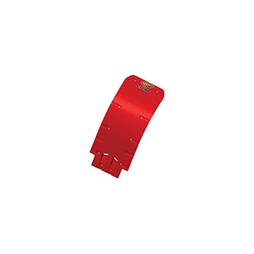 Cycra Skid Plate Speed Armor High Impact Red for Honda CRF450 CRF 450 2005-2008 - 2007 Crf 450 Plastics