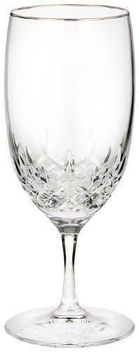 Waterford Lismore Essence Platinum Iced Beverage Essence Iced Beverage Glass