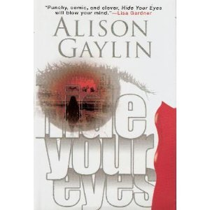book cover of Hide Your Eyes
