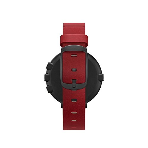 Pebble Time Round 14mm Smartwatch for Apple/Android Devices - Black/Red by Pebble Technology Corp (Image #5)