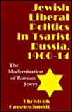 Jewish Liberal Politics in Tsarist Russia, 1900-1914 : The Modernization of Russian Jewry, , 0814730795