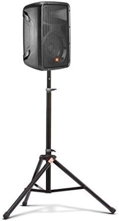 JBL EON208P 8-inch 2-Way Portable PA System, Black