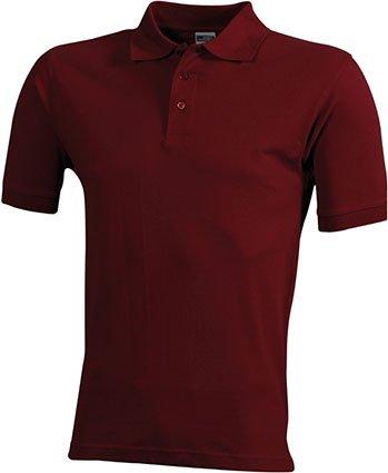 Klassisches Hochwertiges Polohemd (S - 3XL) XXL,Wine
