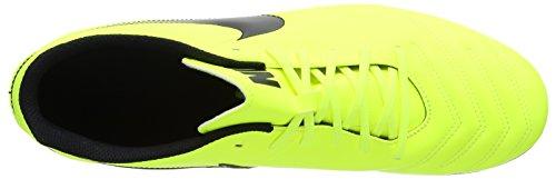 Nike Herren Tiempo Rio III FG Fußballschuhe Gelb (Volt/Black-Volt)