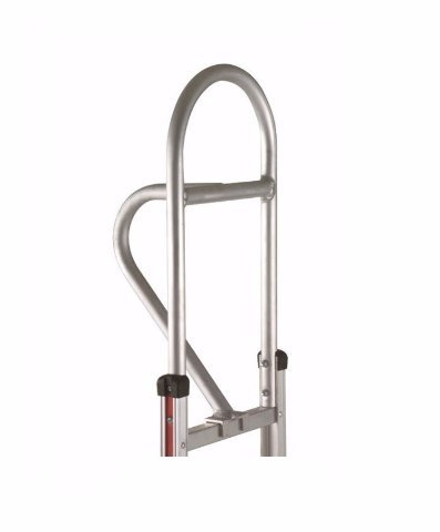 Magliner 300978 Aluminum Vertical Loop Hand Truck Handle for Hand Truck with Straight Frame, 40