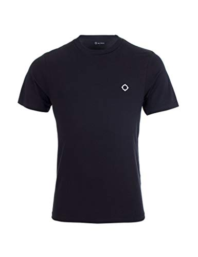 Used, MA.STRUM - Ma Strum T-Shirt Icon Logo Navy Blue Mens for sale  Delivered anywhere in USA