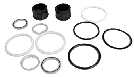 efpn3301a new ford tractor power cylinder seal kit 5610 6610 6640 7610 7810E3nn3a540ba Ford Tractor Power Steering Cylinder 555b 5610 5900 6610 #6