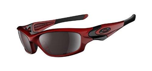 Amazon.com: Oakley – chamarra de diseño recto met rojo/oo ...