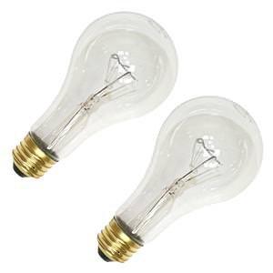 Litetronics 27160 - L163-2 A21 Light Bulb