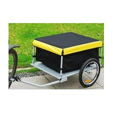 Aosom Bike Trailer Review – A Useful Utility Cargo Trailer For Your Bicycle