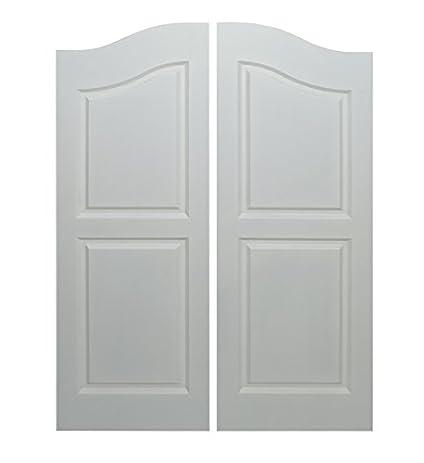 36\u0026quot; Saloon | Cafe Doors Premade for Any 36\u0026quot; Door Opening Primed (42\u0026quot