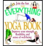The Everything Yoga Book by Worby, Cynthia [Adams Media Corporation, 2002] ( Paperback ) [Paperback]