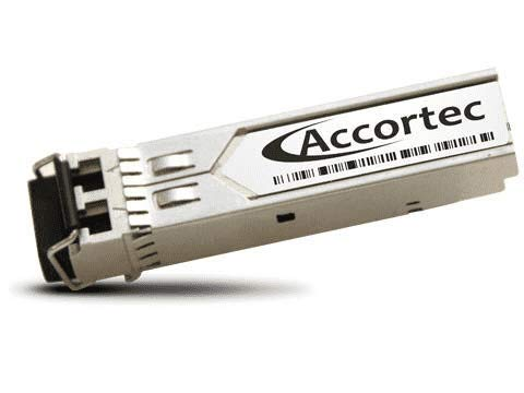 Accortec Cisco SFP+ Module - for Optical Network, Data Networking 1 LC/PC 10GBase-SR Network - Optical Fiber Multi-Mode - 10 Gigabit Ethernet - 10GBase-SR from ACCORTEC INCORPORATED