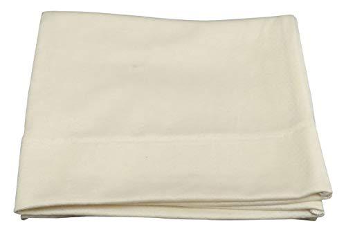Snuggle Pedic Organic Cotton Pillow Case Kool Flow Breathable Stretch Knit Fabric Kids