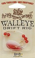 Lindy Old Guide's Secret Drift Rigs - Red/White