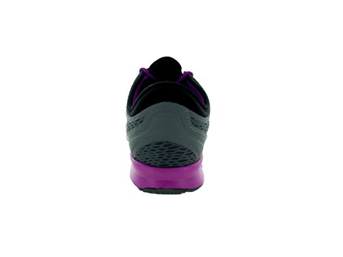 Nike Zoom Fit Donna Atletico Grigio Scuro / Hypr Orange / Vvd Prpl