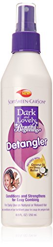 Dark and Lovely Beautiful Beginnings Detangler, 8.5 Fluid...