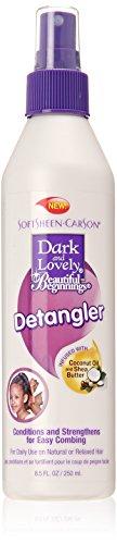 Dark and Lovely Beautiful Beginnings Detangler, 8.5 Fluid...