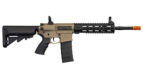 (Tippmann Commando Carbine AEG Airsoft Rifle - Desert)